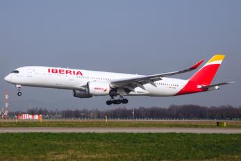 EC-NIG - Iberia Airbus A350-900