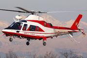 VF-84 - Italy- Vigili Del Fuoco Agusta Westland AW109 E Power Elite aircraft
