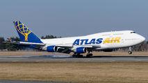 N464MC - Atlas Air Boeing 747-400 aircraft