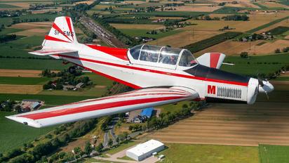 SP-EMS - Aeroklub Nadwislanski Zlín Aircraft Z-526F