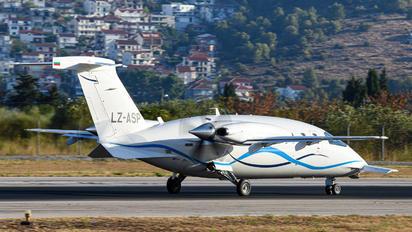 LZ-ASP - Private Piaggio P.180 Avanti I & II
