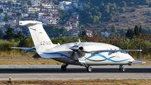 LZ-ASP - Private Piaggio P.180 Avanti I & II aircraft