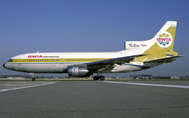 9Y-THA - British West Indian Airlines Lockheed L-1011-500 TriStar