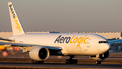 D-AALN - AeroLogic Boeing 777F