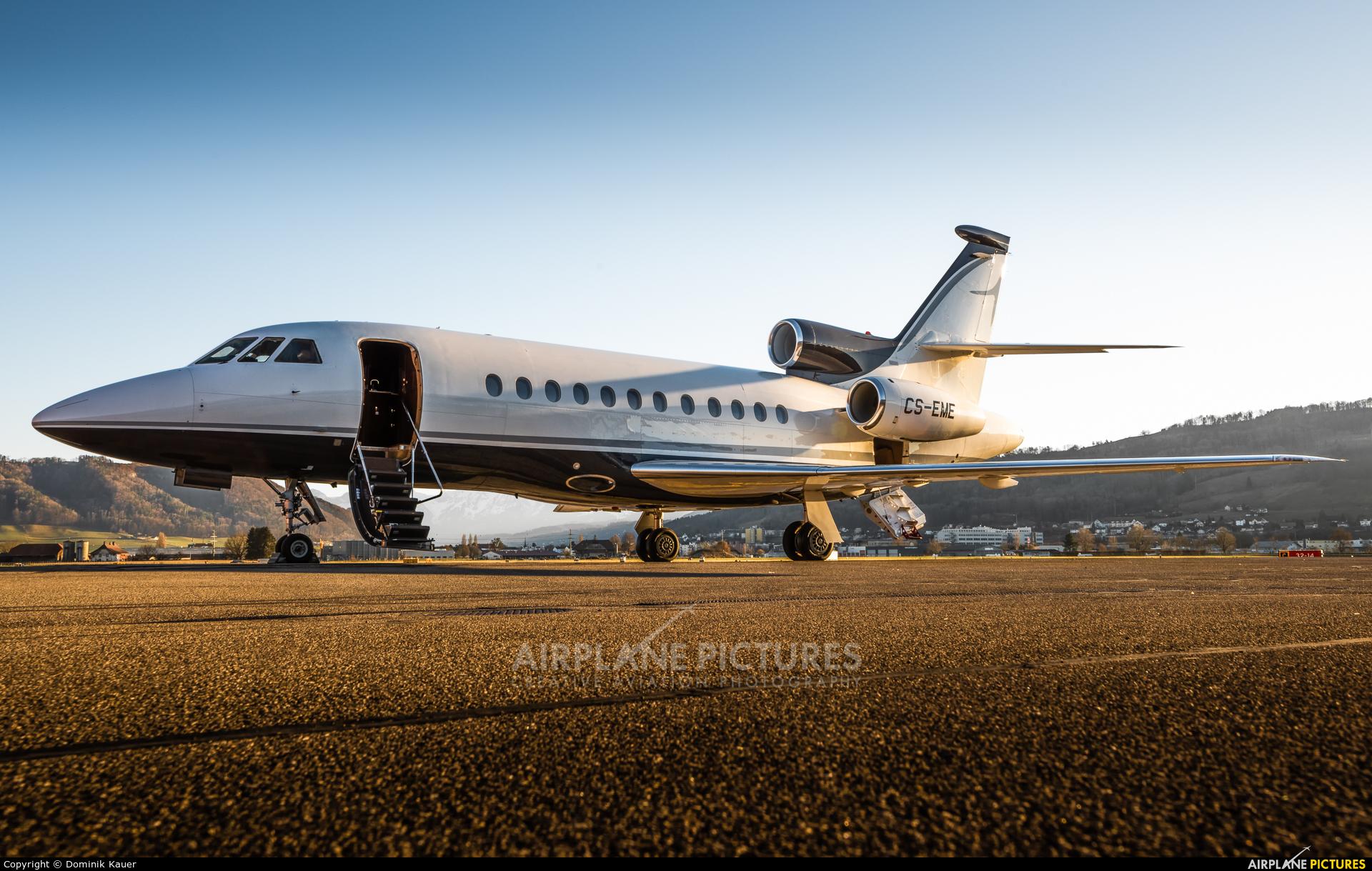 Masterjet CS-EME aircraft at Bern - Belp