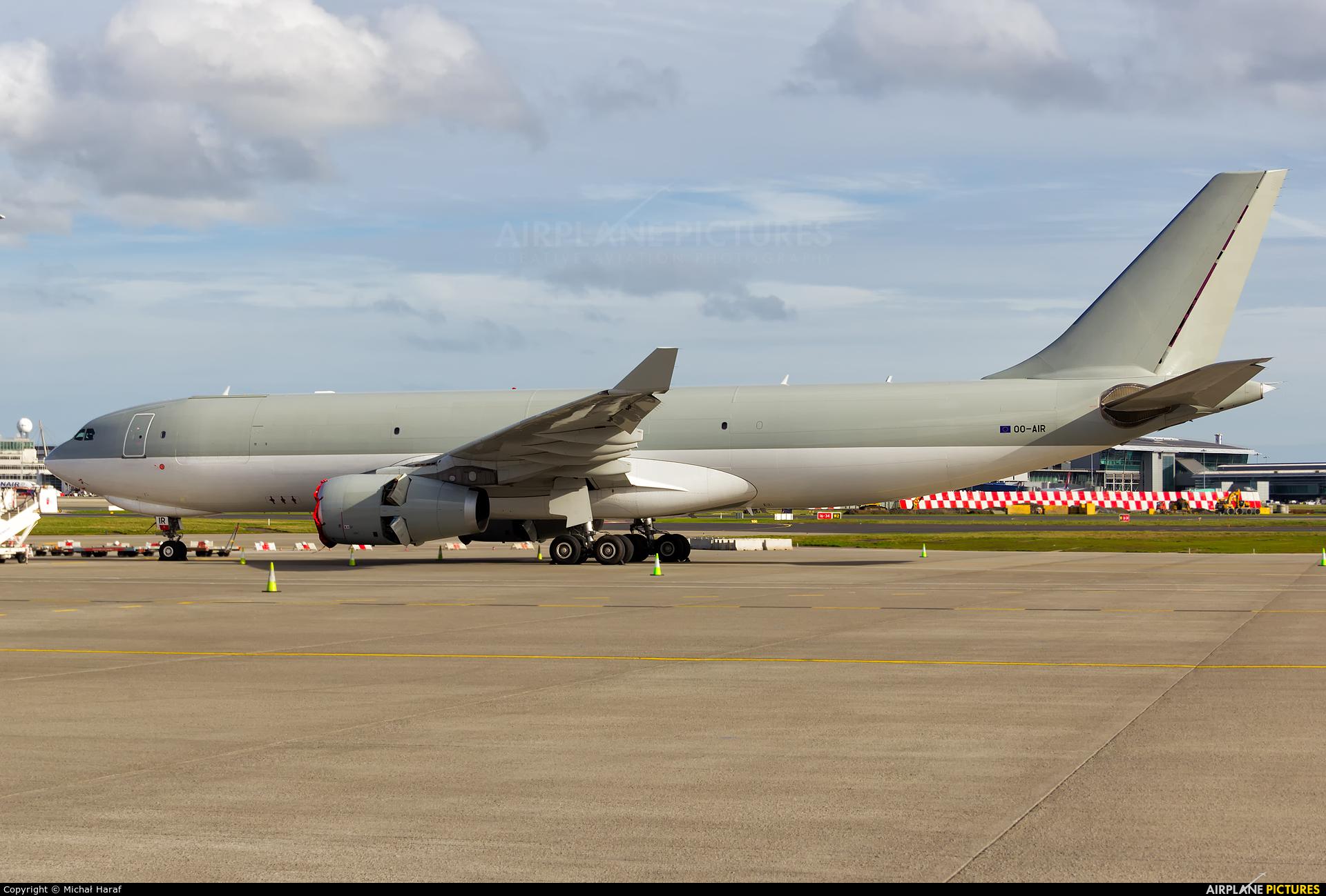 Air Belgium OO-AIR aircraft at Dublin