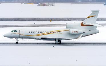 M-WING - Private Dassault Falcon 900 series