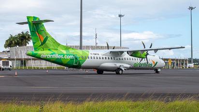 F-OMYN - Air Antilles Express ATR 72 (all models)