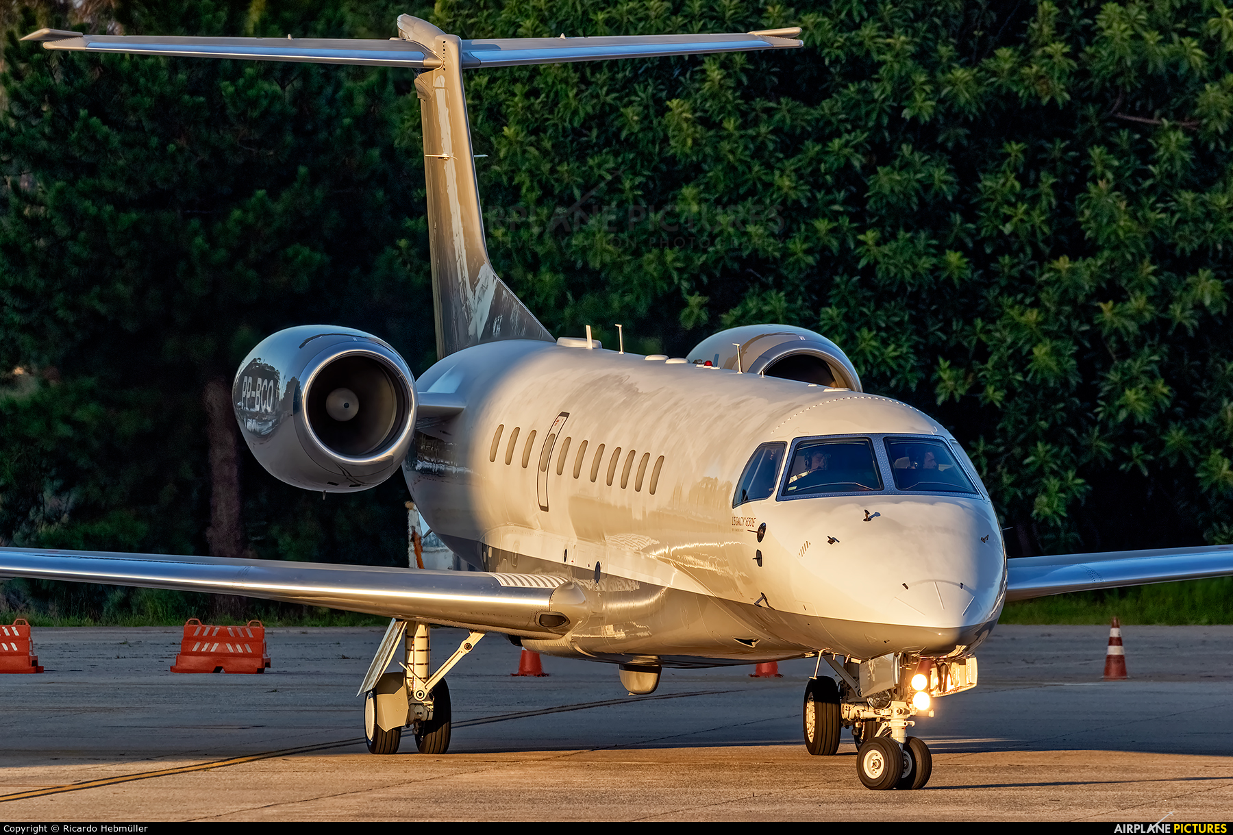 Private PP-BCO aircraft at Undisclosed Location