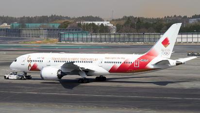JA837J - JAL - Japan Airlines Boeing 787-9 Dreamliner