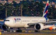 PT-MUD - LATAM Brasil Boeing 777-300ER aircraft
