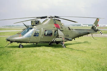 H35 - Belgium - Air Force Agusta / Agusta-Bell A 109BA