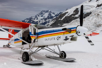 ZK-MCT - Mount Cook Ski Planes Pilatus PC-6 Porter (all models)