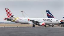EC-MBK - Volotea Airlines Airbus A320 aircraft