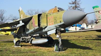 120 - Poland - Air Force Mikoyan-Gurevich MiG-23MF
