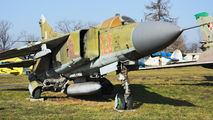 120 - Poland - Air Force Mikoyan-Gurevich MiG-23MF aircraft
