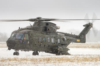 M-516 - Denmark - Air Force Agusta Westland AW101 512 Merlin (Denmark)