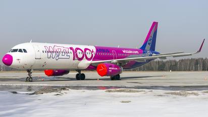HA-LTD - Wizz Air Airbus A321