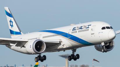 4X-EDH - El Al Israel Airlines Boeing 787-9 Dreamliner