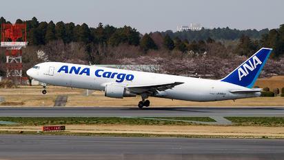 JA8323 - ANA Cargo Boeing 767-300F