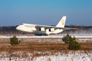 UR-ZYD - Maximus Air Cargo Antonov An-124 aircraft