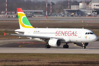 6V-AMA - Senegal Airlines Airbus A319