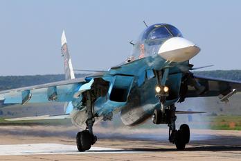 RF-95810 - Russia - Air Force Sukhoi Su-34