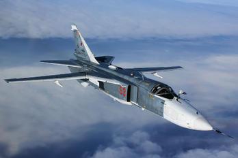 RF-91993 - Russia - Air Force Sukhoi Su-24MR
