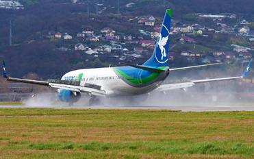 VP-BZU - Ikar Airlines Boeing 737-900