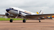 HB-IRJ - Breitling Douglas DC-3 aircraft