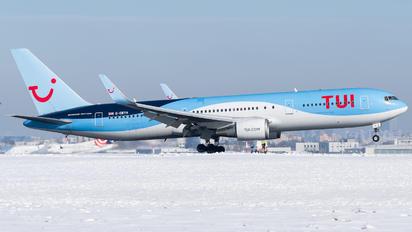 G-OBYH - TUI Airways Boeing 767-300ER