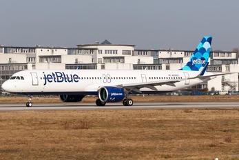 N2060J - JetBlue Airways Airbus A321 NEO