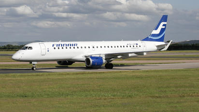 OH-LKF - Finnair Embraer ERJ-190 (190-100)