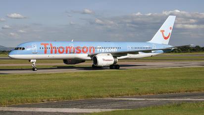 G-BYAD - Thomson/Thomsonfly Boeing 757-200