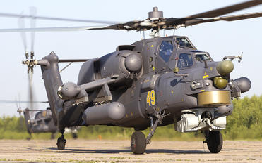 49 YELLOW - Russia - Army Mil Mi-28