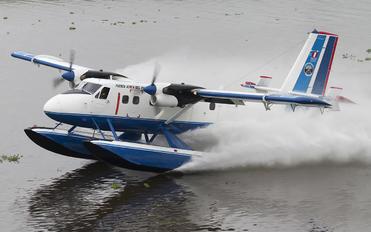 317 - Peru - Air Force de Havilland Canada DHC-6 Twin Otter