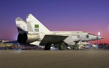 499 - Libya - Air Force Mikoyan-Gurevich MiG-25R (all models)