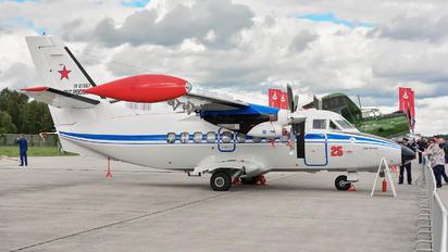 RF-28057 - Russia - Air Force LET L-410UVP-E20 Turbolet