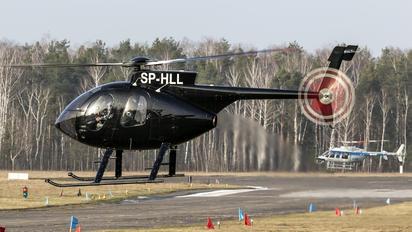 SP-HLL - Private Hughes 369E