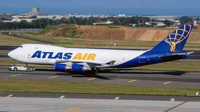 N492MC - Atlas Air Boeing 747-400F, ERF