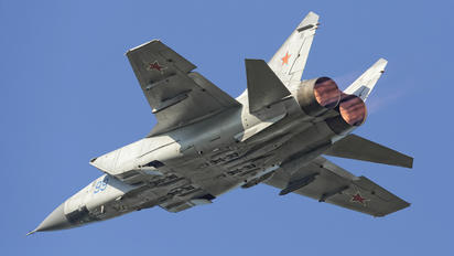 RF-90910 - Russia - Air Force Mikoyan-Gurevich MiG-31 (all models)