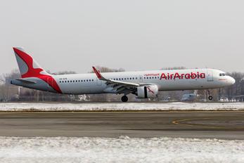 A6-ATE - Air Arabia Airbus A321 NEO