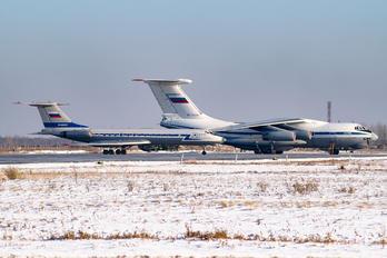RF-66053 - Russia - Air Force Tupolev Tu-134UBL