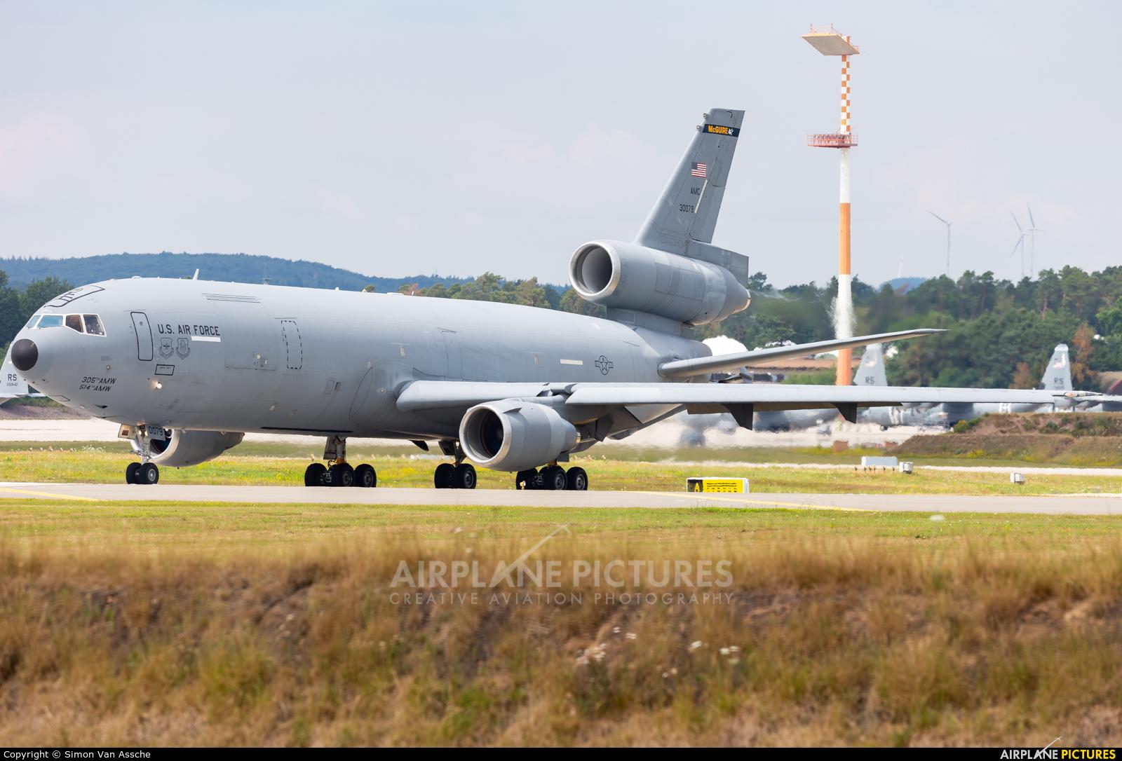 USA - Air Force 83-0079 aircraft at Ramstein