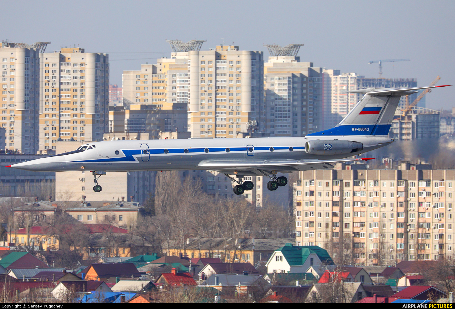 Russia - Air Force RF-66043 aircraft at Undisclosed Location