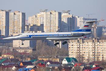 RF-66043 - Russia - Air Force Tupolev Tu-134UBL