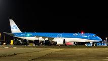 PH-NXA - KLM Cityhopper Embraer ERJ-195-E2 aircraft