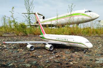 RA-85133 - Omskavia Tupolev Tu-154B