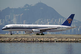 B-2815 - China Southern Airlines Boeing 757-200