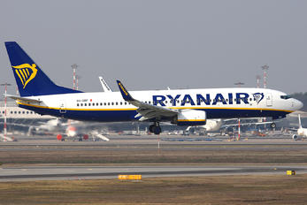 9H-QBF - Ryanair (Malta Air) Boeing 737-8AS